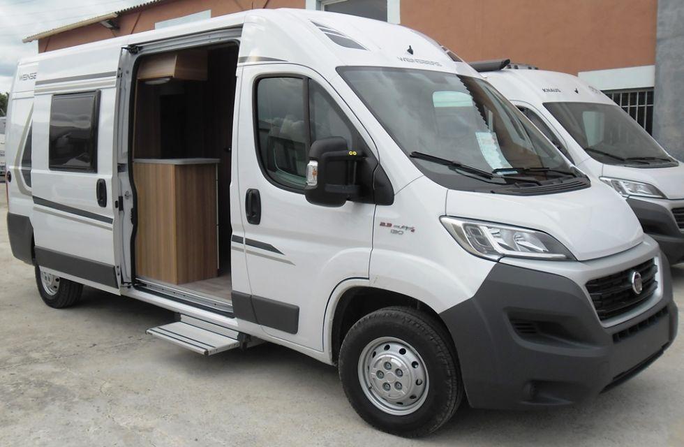 fourgon amenage weinsberg carabus 601 mq. Black Bedroom Furniture Sets. Home Design Ideas
