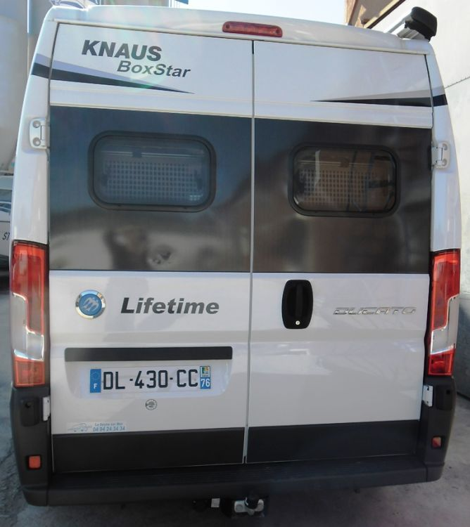 FOURGON KNAUS BOXSTAR LIFETIME 600