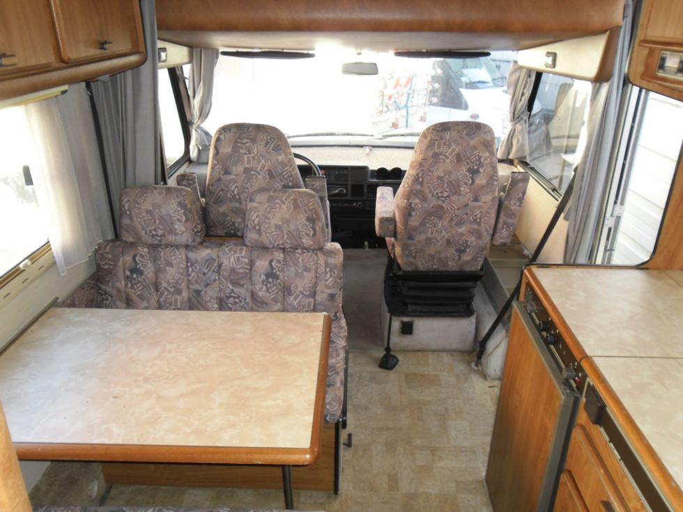 camping car hymer integral