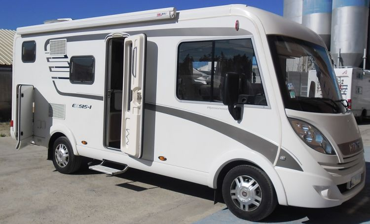 camping car hymer exsis i 524 achat de camping car neuf et occasion sur toulon ambiance loisirs. Black Bedroom Furniture Sets. Home Design Ideas