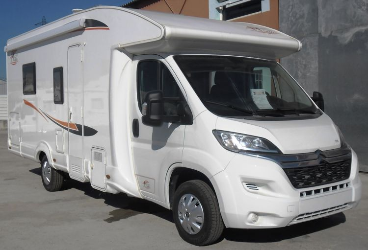 Neuf ! Camping-car PLA Mister 390
