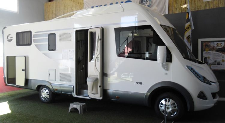 Grand confort ! Camping-car PLA G-Line 938