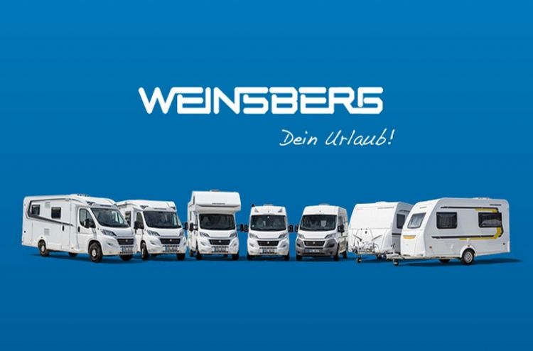 camping car et fourgons  Disponible en  France  WEINSBERG