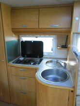 Camping-car CHAUSSON ODYSSEE 78